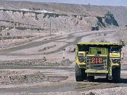 Mỏ Chukikamata ở Chile. Ảnh wikipedia.org