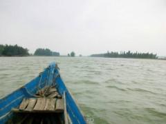 Một thoáng trên con sông quê của nhà thơ Tế Hanh