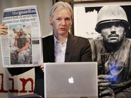 """Mỹ phủ nhận tham gia bắt giữ """"cha đẻ"""" WikiLeaks"""