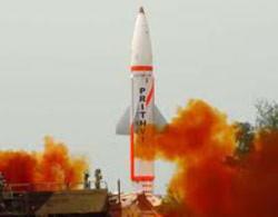 Ấn Độ thử thành công tên lửa hạt nhân