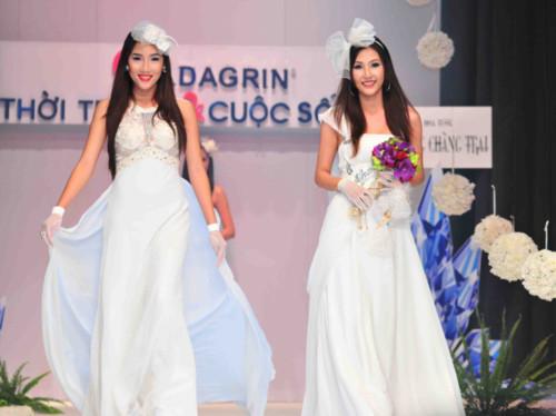 Ngắm mỹ nhân Việt làm cô dâu