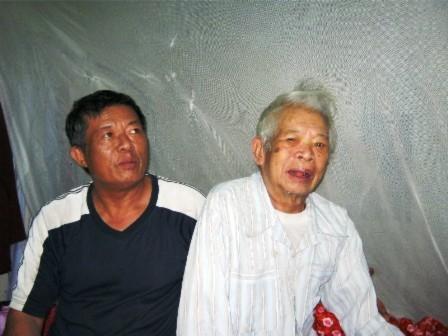 Nghệ An: Cụ ông 100 tuổi vẫn mọc răng