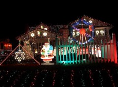 Ngôi nhà với một triệu bóng đèn