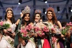 Người đẹp Ấn Độ giành ngôi Hoa hậu Trái Đất