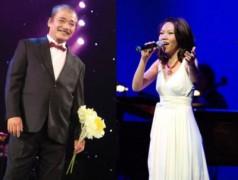 Những cặp cha - con tiếng tăm nhất showbiz Việt
