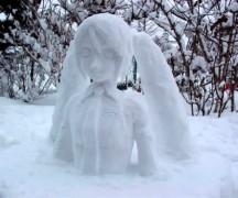 Những chú người tuyết khác thường