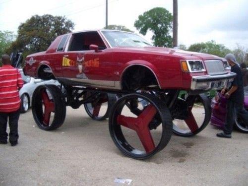 Những mẫu xe hơi không giống ai