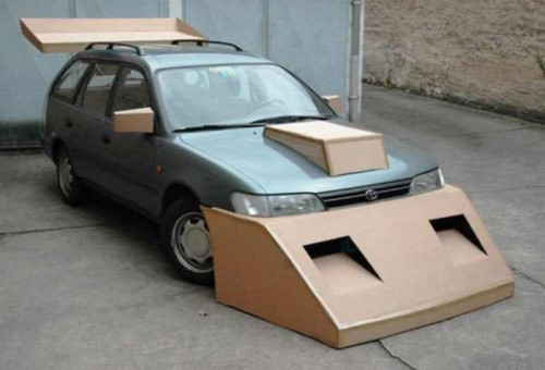 Những mẫu xe hơi không giống ai, Phi thường - kỳ quặc, chuyen la, chuyen la the gioi, xe hoi doc dao, xe hoi ki la, thiet ke doc dao, xe ki la