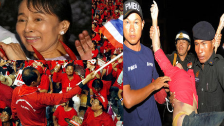 Những sự kiện nổi bật ở Đông Nam Á trong năm 2010