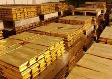 """""""Đột nhập"""" hầm chứa vàng lớn nhất thế giới"""