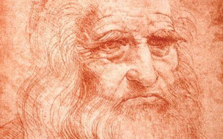 Phát hiện bản thảo viết tay của Da Vinci