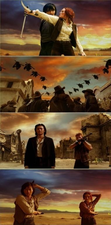Hình ảnh trong phim The Warrior's Way. Ảnh: Relativity Media