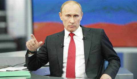 Putin kêu gọi dập tắt chủ nghĩa cực đoan