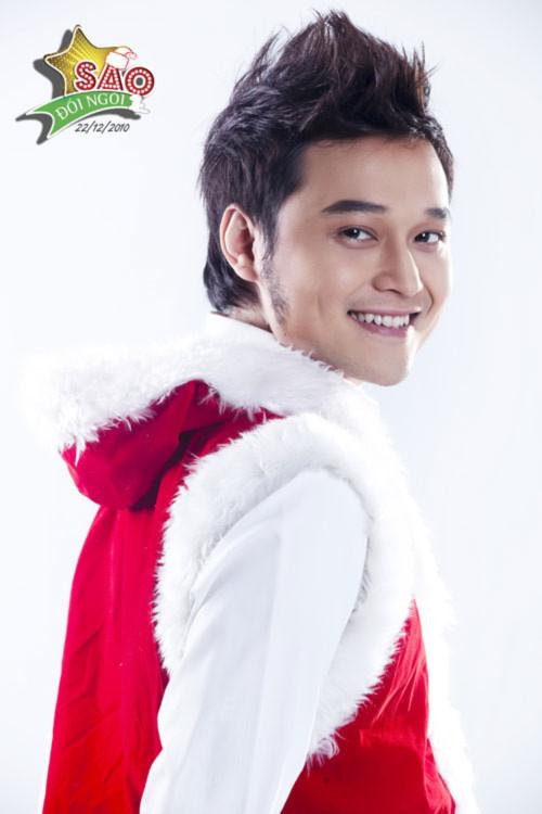 Quang Vinh - Minh Hằng tình tứ đón Noel