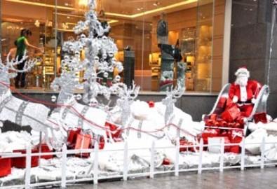 Sài Gòn lung linh đón Giáng sinh
