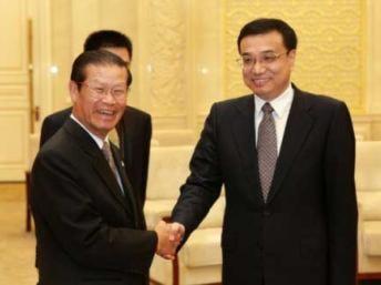Sắp xây đường sắt cao tốc nối liền Trung Quốc-Lào