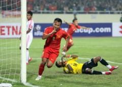 ĐT Việt Nam - ĐT Myanmar: 7-1: Như một giấc mơ