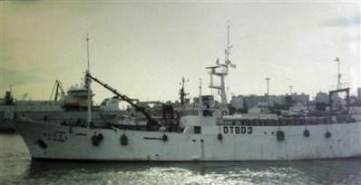 Tàu có thủy thủ Việt chìm ở Nam cực, 5 người chết, 17 mất tích