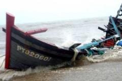 Tàu Việt Nam gặp nạn ở Biển Đông, 27 người mất tích