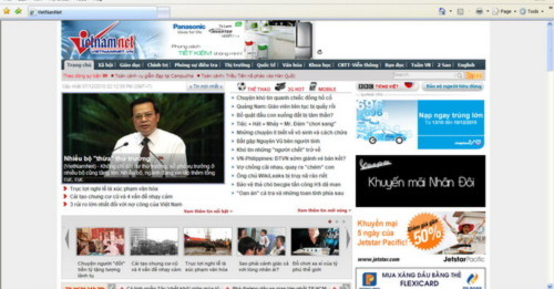 TBT Vietnamnet lên tiếng về các vụ tấn công