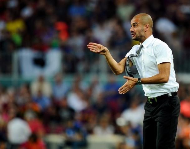 Tin vui cho culé: Pep Guardiola gia hạn hợp đồng