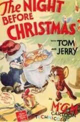 Tom và Jerry- Đêm trước Giáng Sinh