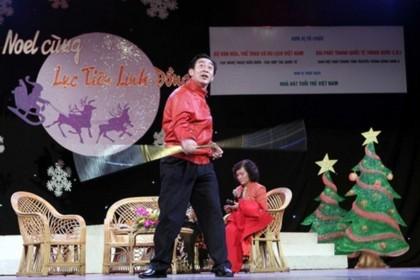 'Tôn Ngộ Không' múa gậy ở Nhà hát Lớn