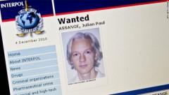 Tổng biên tập Wikileaks bị bắt