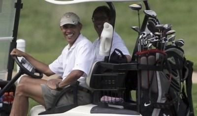 Tổng thống Obama đã cai thuốc lá thành công