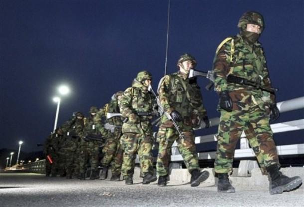 Triều Tiên: Mỹ-Nhật-Hàn có thể gây chiến tranh hạt nhân
