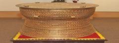 Trống đồng Thăng Long nghìn năm được đấu giá một tỷ đồng