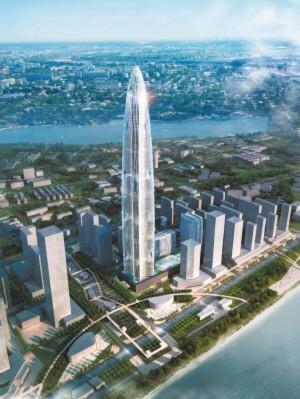 Trung Quốc động thổ xây tòa nhà cao thứ ba thế giới