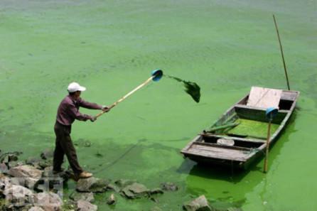 """Trung Quốc ô nhiễm nguồn nước vì """"nghiện"""" phân hóa học"""