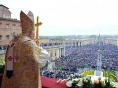 Đức Giáo hoàng chỉ trích những hạn chế về tự do tôn giáo tại Trung Quốc