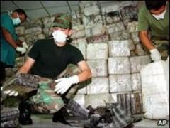 Venezuela đẩy cuộc chiến truy quét tội phạm ma túy