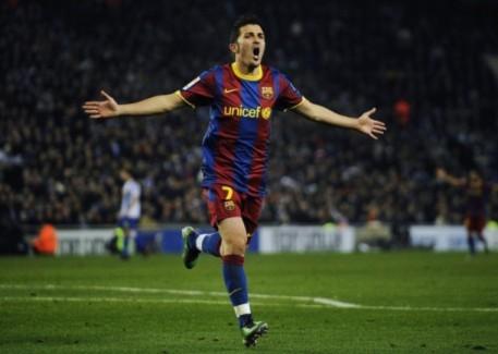 Vùi dập Espanyol, Barca vô địch lượt đi