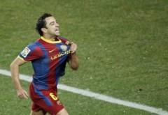 Xavi đoạt giải thưởng lớn của tạp chí World Soccer