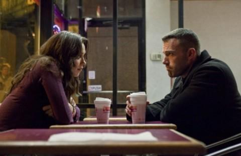 Ben Affleck và Rebecca Hall trong The Town. Ảnh: