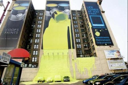 Quảng cáo sơn Coop