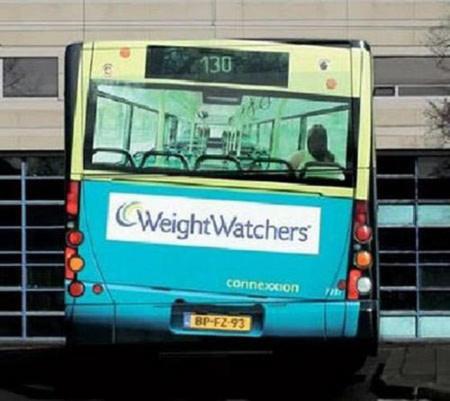 Quảng cáo của Weight Watchers – công ty cung cấp thực phẩm ăn kiêng