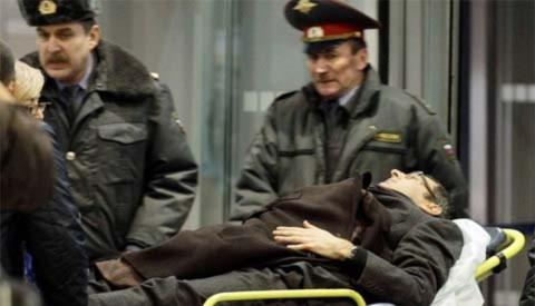 Ai đứng sau vụ đánh bom sân bay Nga?