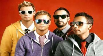 Backstreet Boys lưu diễn Việt Nam vào tháng ba