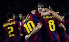 Barca hướng tới kỉ lục mới: 28 trận bất bại