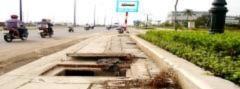 'Bẫy' chết người trên đường dẫn vào cảng lớn nhất Việt Nam