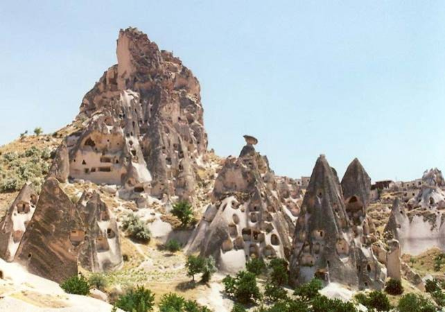 Bí ẩn thành phố trong lòng đất của người cổ đại - Tin180.com (Ảnh 1)