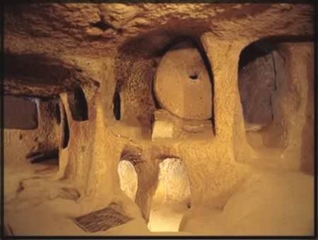 Bí ẩn thành phố trong lòng đất của người cổ đại - Tin180.com (Ảnh 11)