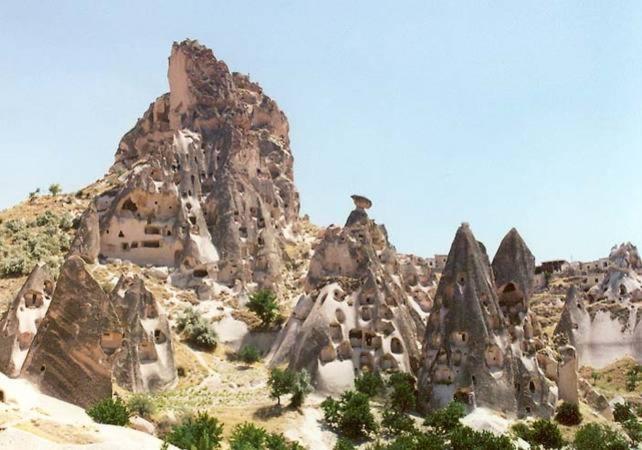 Bí ẩn thành phố trong lòng đất của người cổ đại
