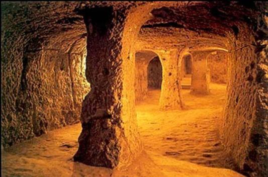Bí ẩn thành phố trong lòng đất của người cổ đại - Tin180.com (Ảnh 7)
