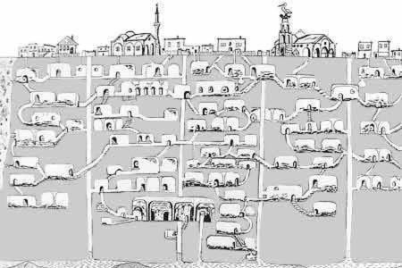 Bí ẩn thành phố trong lòng đất của người cổ đại - Tin180.com (Ảnh 8)