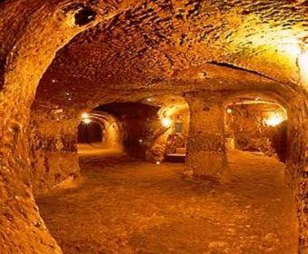 Bí ẩn thành phố trong lòng đất của người cổ đại - Tin180.com (Ảnh 10)